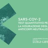 Test quantitativo per la misurazione degli anticorpi neutralizzanti